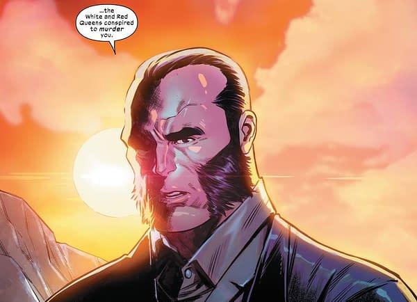 So Who Sired Shinobi Shaw Anyway?