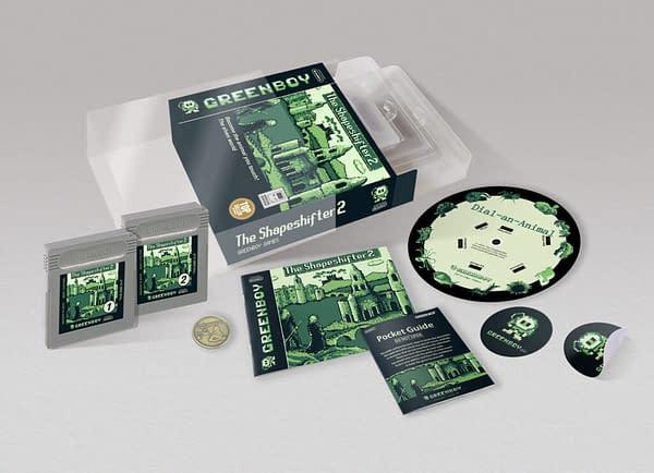 The Shapeshifter 2 Announces Kickstarter For October
