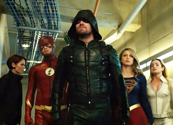 Grant Gustin, Stephen Amell, Caity Lotz, And Chyler Leigh Weigh In On Andrew Kreisberg Suspension