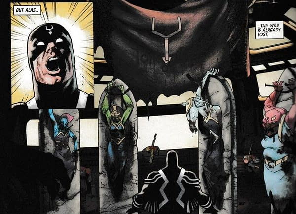 Advance Review: The Death of the Inhumans Does Exactly What It Says on the Tin