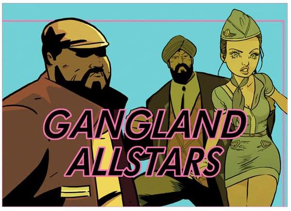 TCJ's Abhay Khlosa Announces Kickstarter For Gangland Allstars