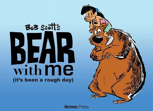 Bob Scott's Bear With Me, Not Announced By Pixar - Yet