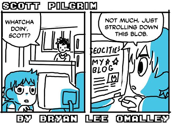 A New Scott Pilgrim Story By Bryan Lee O'Malley
