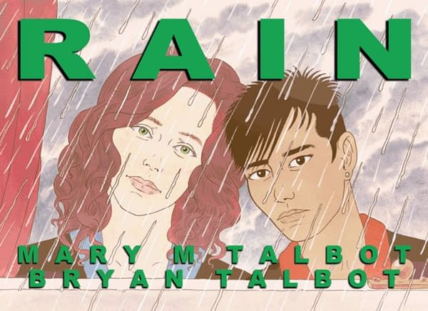 The Graphic Novel Inspired By a Flooded Comic Book Shop – Rain by Mary and Bryan Talbot