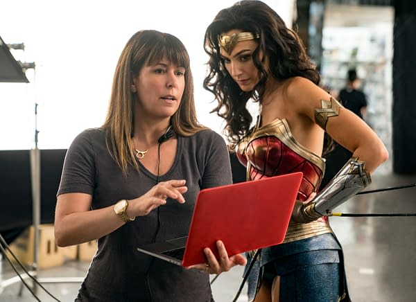 Patty Jenkins Talks the Original Ending of Wonder Woman