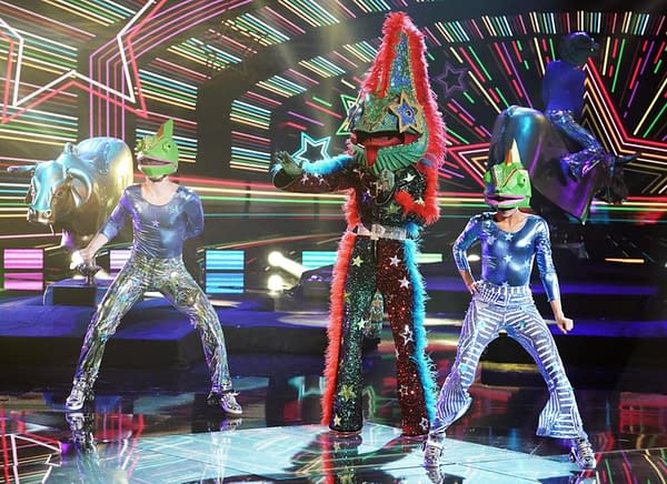 The Masked Singer Mask Reveal Should Keep Season 5 Galaxy Well-Guarded