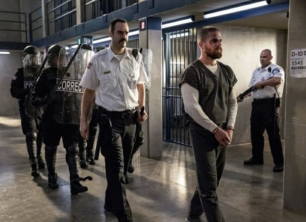 Arrow Crossing Lines Still 7