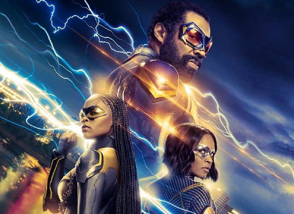 Black Lightning Season 4 poster. (Image: The CW)