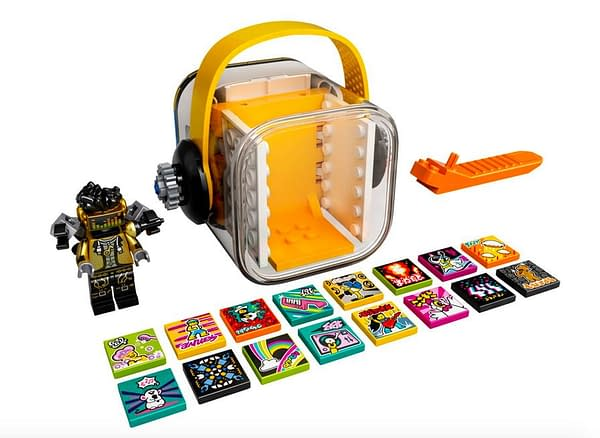 Build Your Own LEGO Music Video With New LEGO VIDIYO Sets