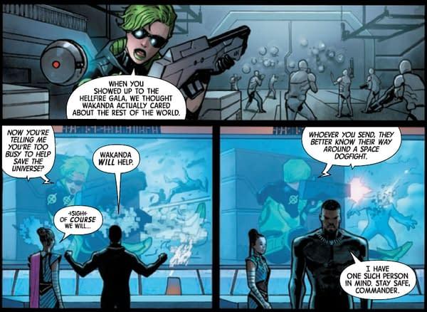 Trials, Resurrections & Space Travel - Krakoan X-Men Today (Spoilers)