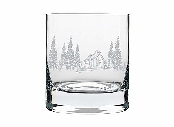 Amazon Prime Day Launches Exclusive Cabin in the Woods Whisky Glass