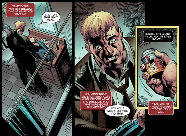 Exactly Why Eddie Brock Needs a Break on Venom Island in Venom #21 (Spoilers)