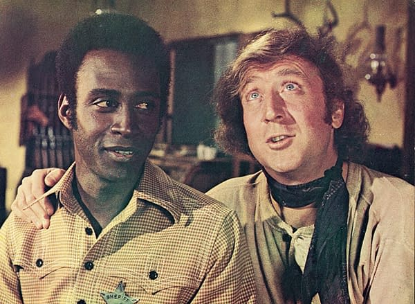 "Blazing Saddles Added with ""Proper Social Disclaimer"" from HBO Max"