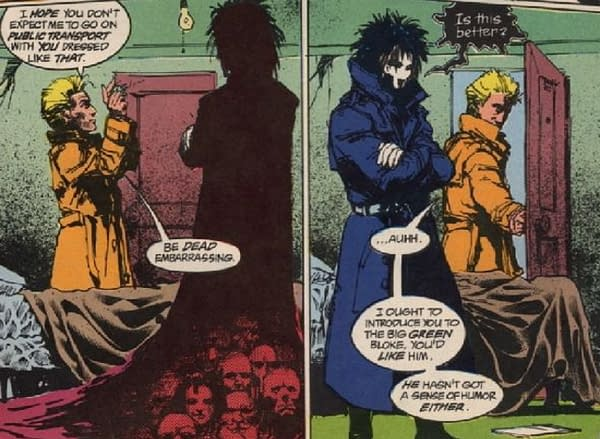The Sandman (Image: DC Comics)