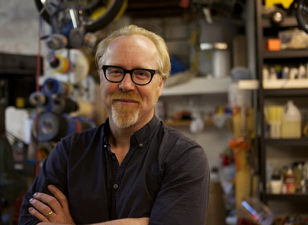 Adam Savage Launching 'Mythbusters Jr.' on Discovery