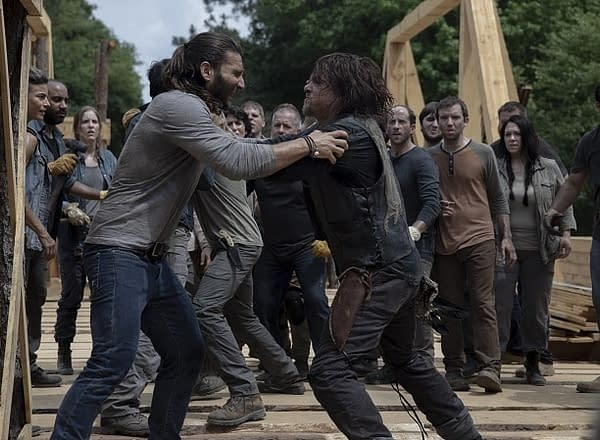 Bring Out Your Dead 902: Bleeding Cool's The Walking Dead Live-Blog!