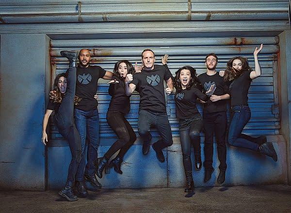 ABC Renews 'Agents of S.H.I.E.L.D.' For a 7th Season