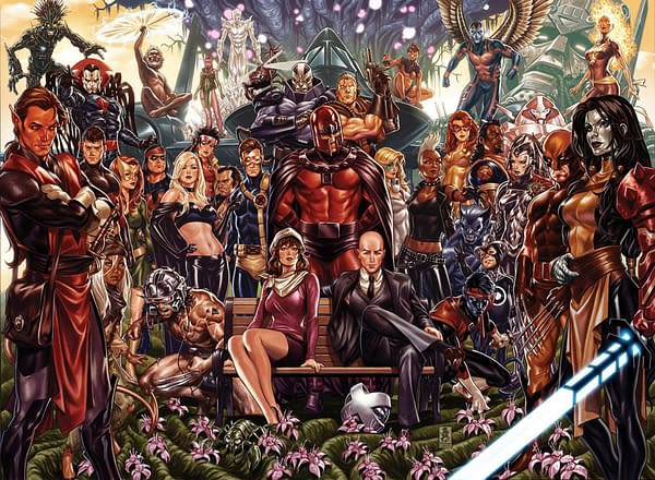 Jonathan Hickman Says You Don't Have to Buy Every X-Men Book if You Don't Want to