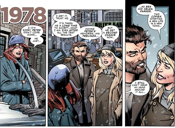 A Decade Worth Of Pain, Concentrated in Each Spider-Man: Life Story (#2 Spoilers)