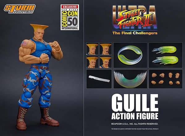 SDCC 2019 Exclusives: Bluefin Brings Storm Collectibles, Figuarts, Flame Toys, and More!