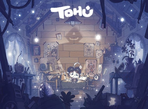 Escape into a very different world with TOHU, courtesy of The Irregular Corporation.