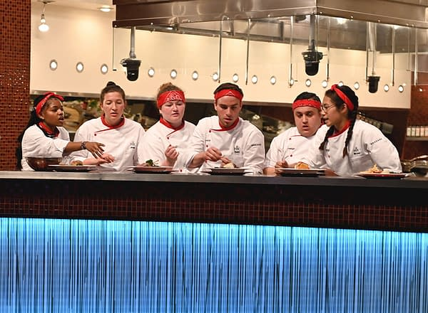 Hell's Kitchen Season 20 E08 Preview: Relay Races & A Season-First