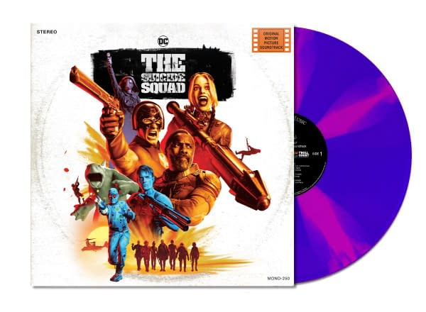 Mondo Music Release Of The Week: The Suicide Squad Soundtrack