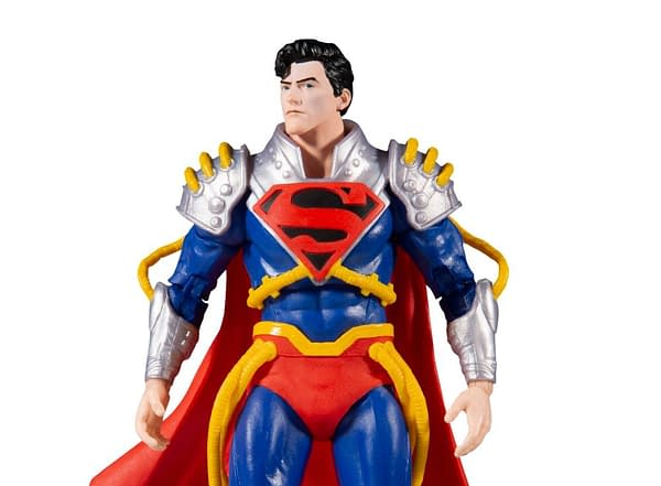 Superboy-Prime is Here to Save the Day with McFarlane Toys