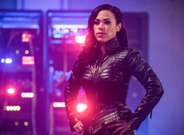 The Flash Season 4: Inside the Episode 'Therefore She Is'