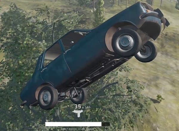 Popular PlayerUnknown's Battlegrounds Player Banned for Using Flying Car