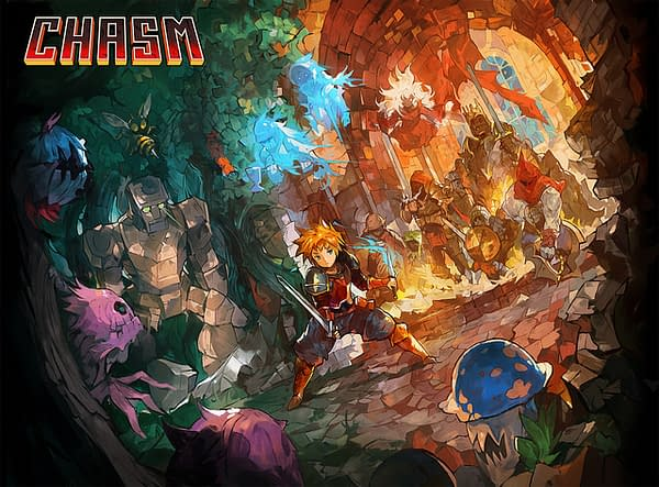 Chasm Set For Summer Release on PS4, Vita, and PC