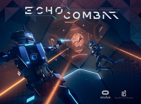 Echo Combat Brings VR Shooter Combat to Zero Gravity