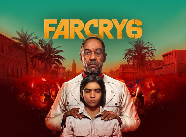 Giancarlo Esposito and Anthony Gonzalez star in Far Cry 6, courtesy of Ubisoft.