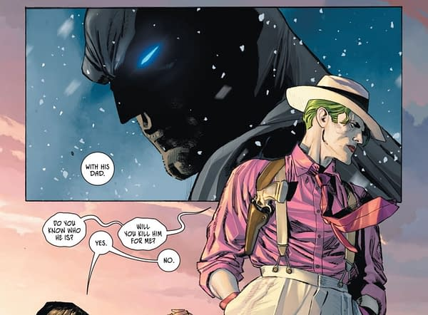 Batman/Catwoman - So Who's The Daddy?