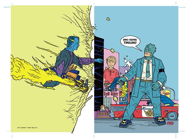 Your Weekly Shaky – Cap'N Dinosaur