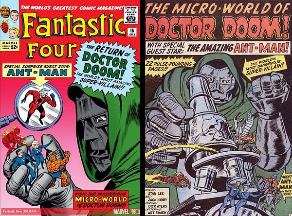 The origins of Marvel Phase 4?