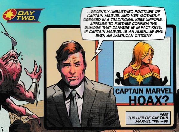 Topical Captain Marvel 8