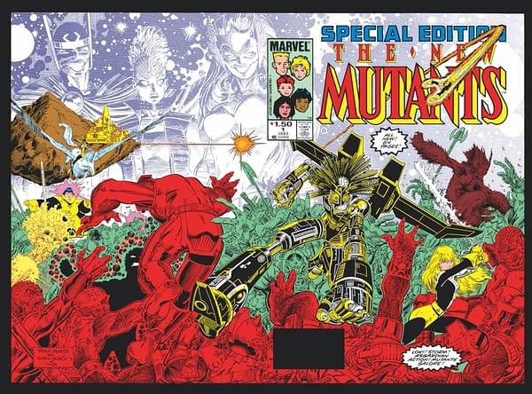 OmnibusWatch, Howard The Duck, New Mutants, Excalibur, Mutant Massacre