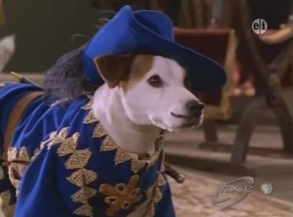 What's the Story, Wishbone? A New Movie?!