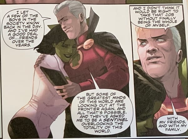The Justice Society Of America In DC's Infinite Frontier (Spoilers)