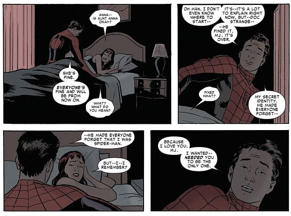 Spider-Man: No Way Home is It's One Moment In Time, Not One More Day
