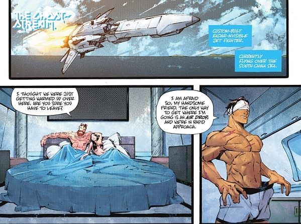 Confirmed: Ghost-Maker Is Batman's New Bisexual Buddy