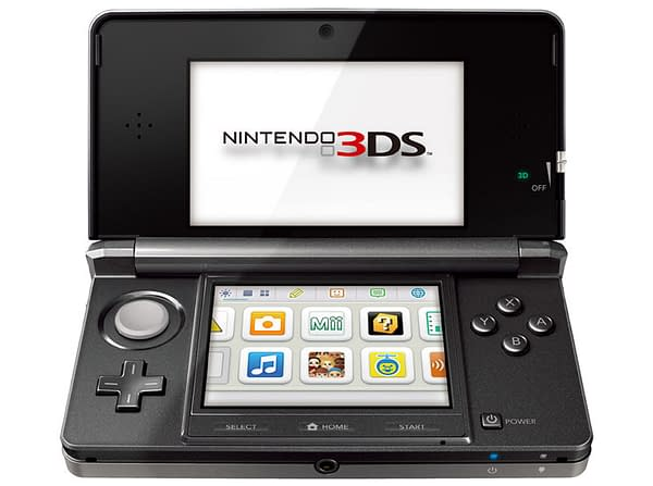 The Nintendo 3DS Ends Production … In Japan