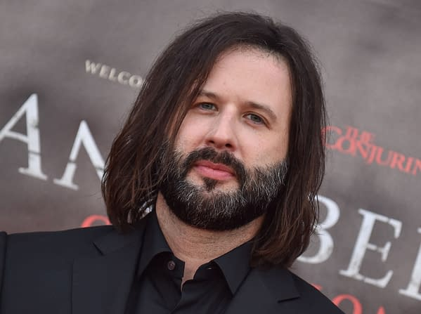 Gary Dauberman arrives to the 'Annabelle Comes Home' World Premiere on June 20, 2019 in Hollywood, CA. Editorial credit: DFree / Shutterstock.com