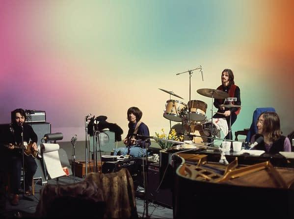 Sneak Peak Of Peter Jackson's The Beatles: Get Back Documentary Shown