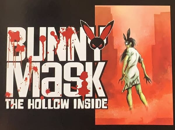 Bunny Mask Gets A Sequel In 2022 - The Hollow Inside