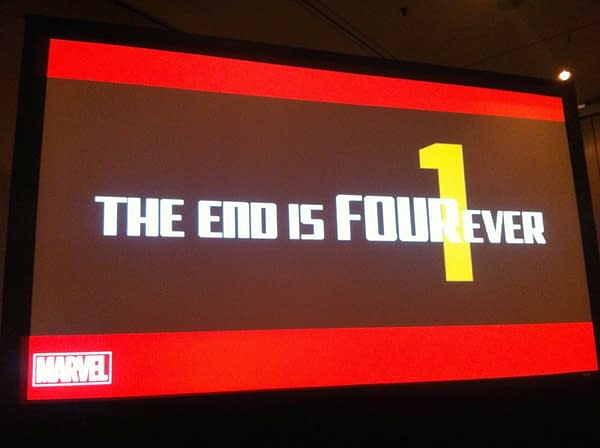 The-End-is-Fourever