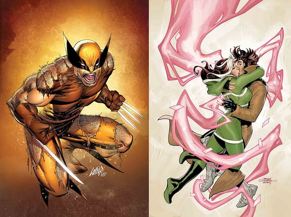 Ch-Ch_Changes to Mr And Mrs X and Wolverine: Ezit Wounds
