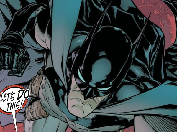 Brad Walker On Being Dropped From Detective Comics