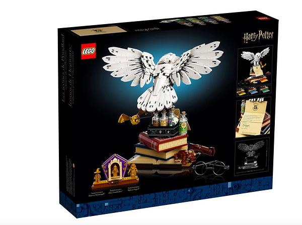 LEGO Unveils Harry Potter Hogwarts Icons Collectors' Edition Set